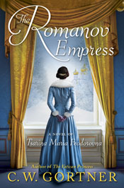 The Romanov Empress -- C.W. Gortner