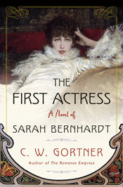 The First Actress -- C.W. Gortner