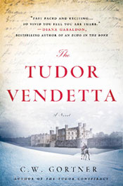 The Tudor Vendetta -- C.W. Gortner