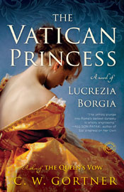 The Vatican Princess -- C.W. Gortner